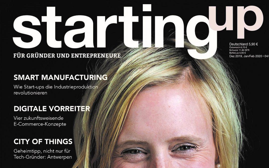 Frauke Schöttke ist Gründer der Woche