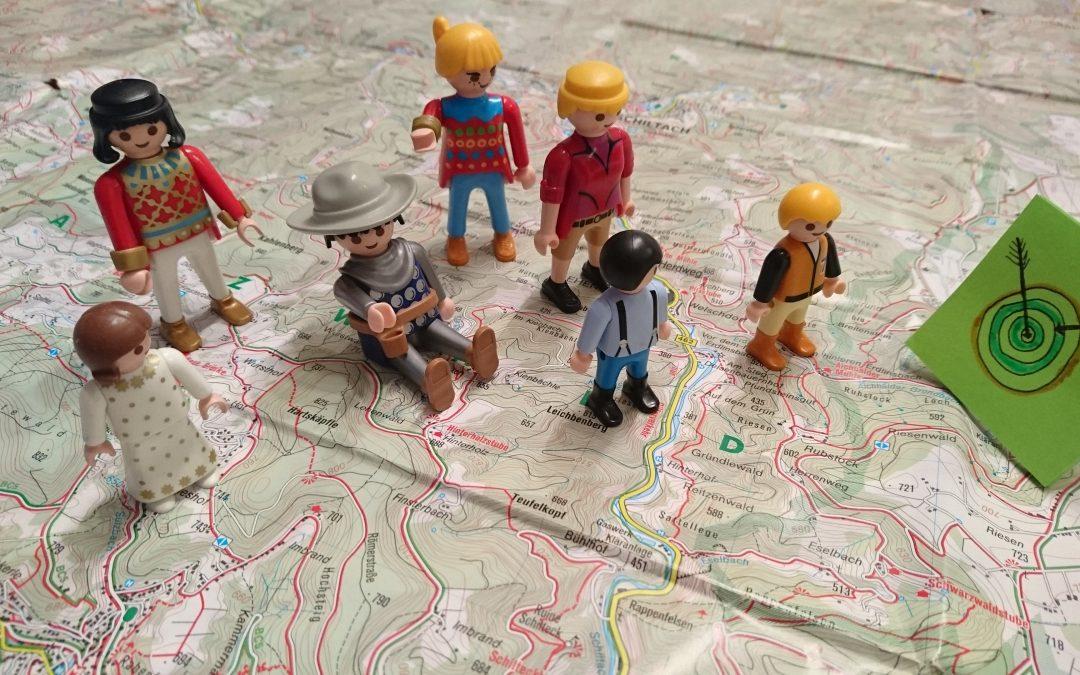 Target Map schafft Klarheit